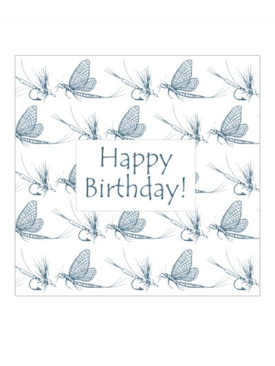 greeting card mayflies HB mf